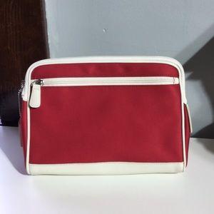 Vintage Coach pouch / cosmetics bag